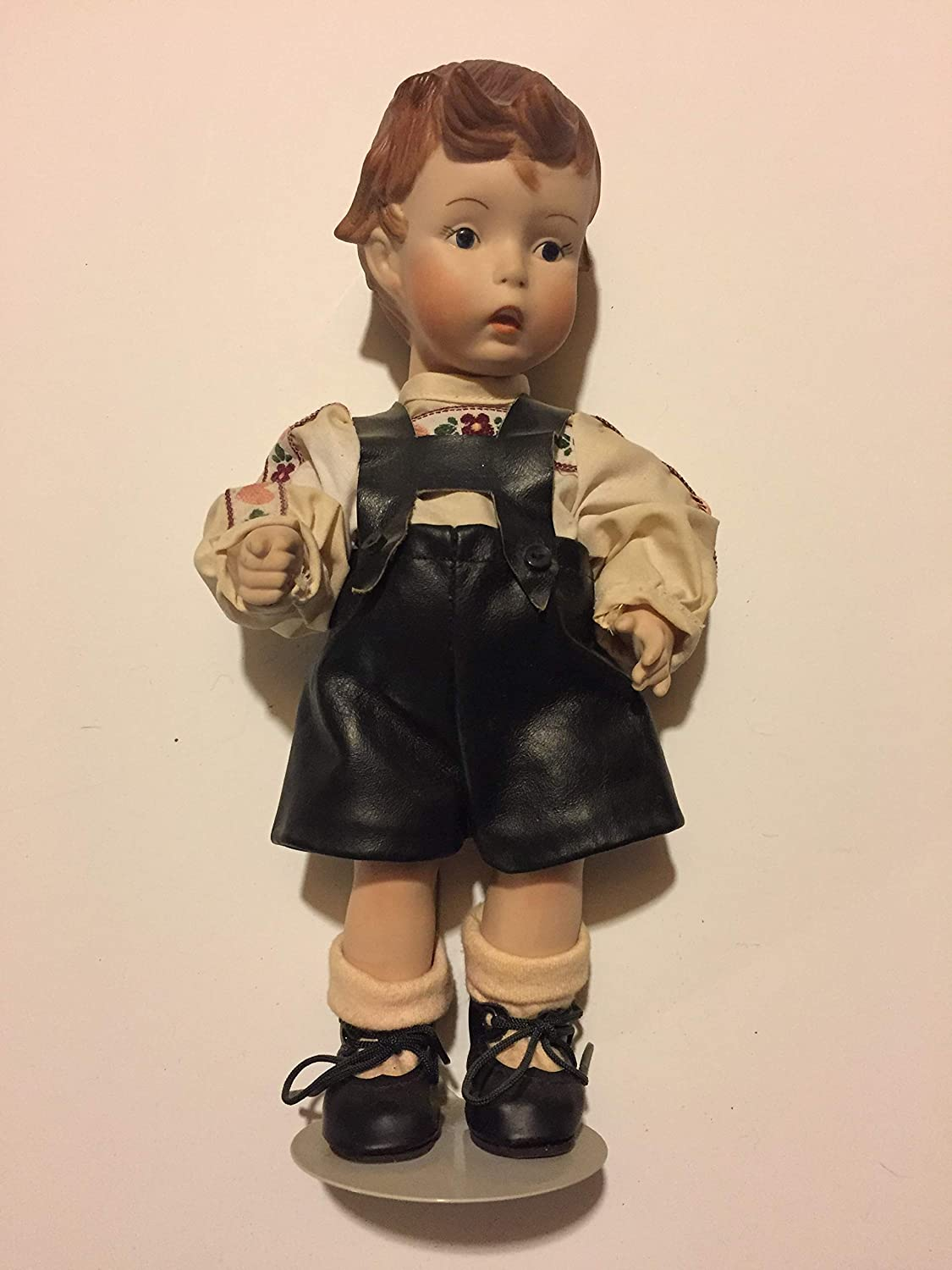 Ceramic Boy Doll