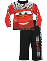 Disney Cars Boys Lightning McQueen Pyjamas Ages 18 Months To 8 Years