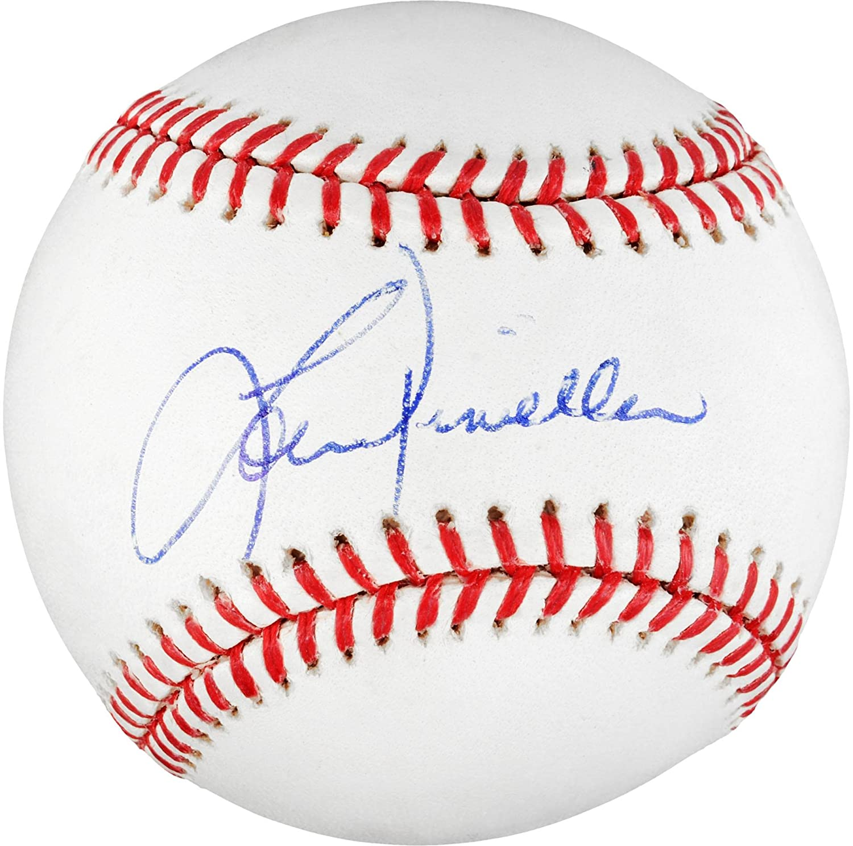 Lou Piniella Chicago Cubs Autographed Baseball - Fanatics Authentic Certified - Autographed Baseballs Sports Memorabilia