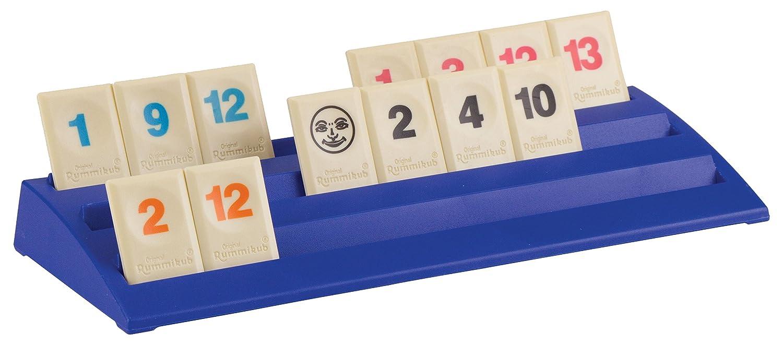 Amazon.com: Pressman Rummikub -- The Original Rummy Tile Game: Toys ...