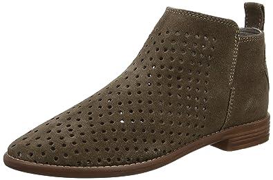 Revelin Classiques Boots Suede Femme Hudson Perf pFw6qT4T