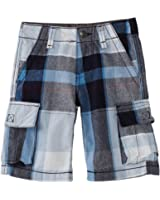 Levi's Little Boys' Lightweight Canvas Cargo Short