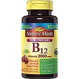 Nature Made Vitamin B-12 3000 MCG Sublingual, 40 Count