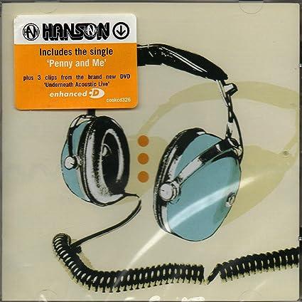 HANSON BAIXAR UNDERNEATH ACOUSTIC CD