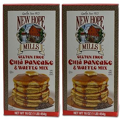 Nueva Esperanza molinos Chia Pancake y última intervensión ...