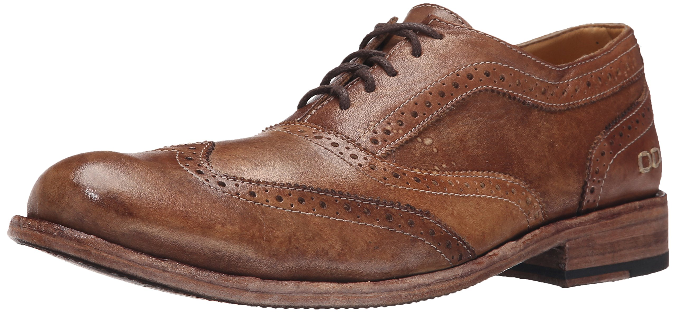 Bed Stu Men's Corsico Oxford, Tan Driftwood, 10 M US by Bed|Stu