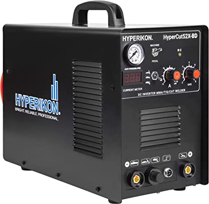 Hyperikon Plasma Cutter, 3 in 1 welder