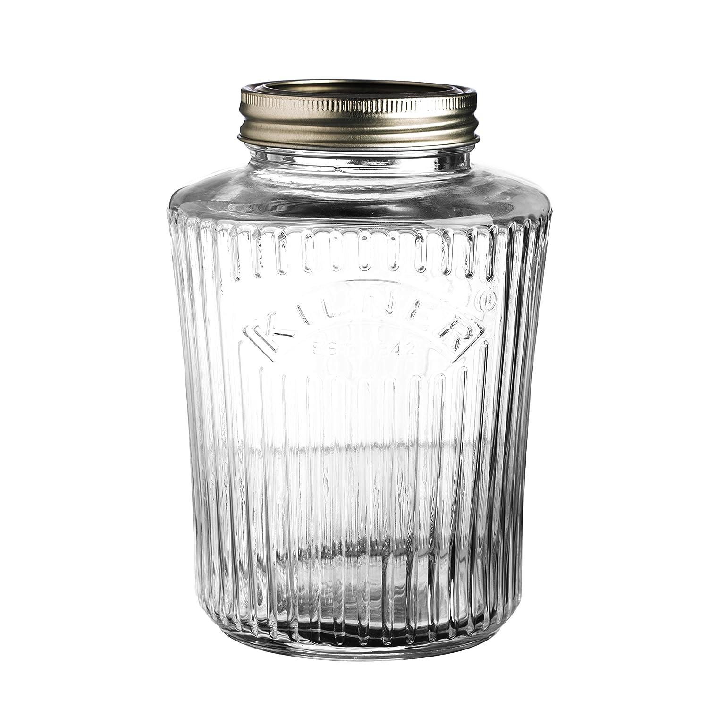 Kilner Screw Top Glass Jars, Transparent 0025.796