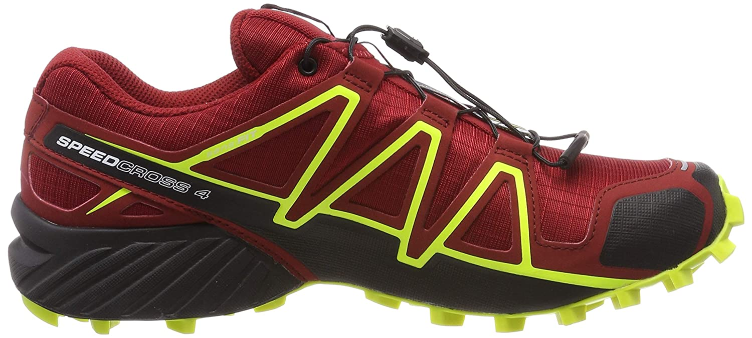 Salomon Speedcross Speedcross Speedcross 4, Scarpe da Trail Running Uomo | Fine Anno Vendita Speciale