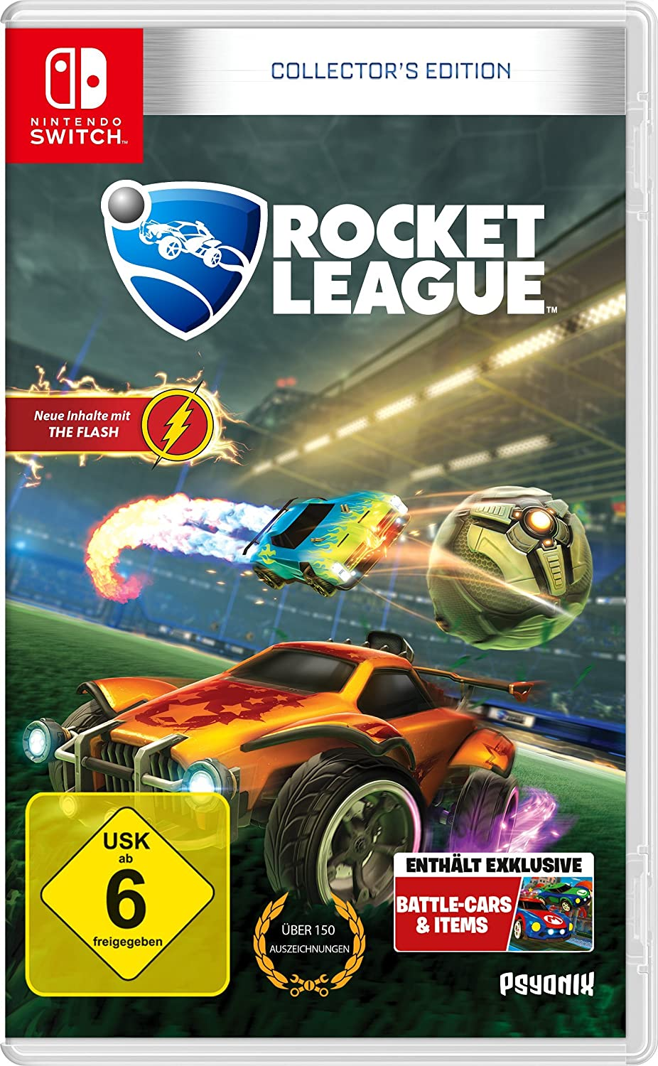 Rocket League Collectors Edition - Nintendo Switch [Importación ...