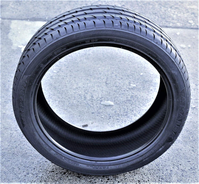 Haida HD927 High Performance Radial Tire-265//40ZR21 105W