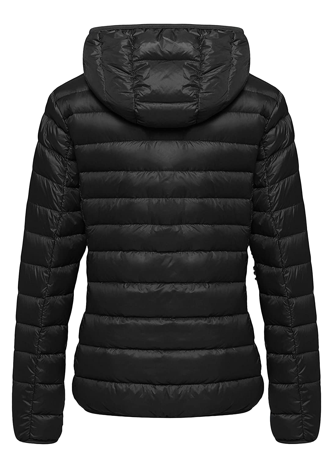 Other Women's Clothing Women's Clothing Beautiful Result Ladies Jacket Winter Coat Warm Lining Ski Sport Light Padded Hood Colours