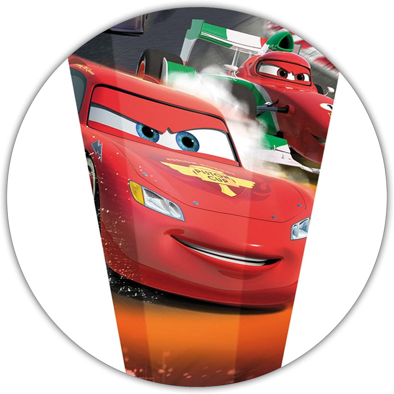 Auto alles-meine.de GmbH stabile Spitze Disney Cars // Lightning McQueen 22 // 35 // 50 // 70 // 85 cm Zuckert/üte f/ür Schult/üte Nestler .. aus Kunststoff ALLE Gr/ö/ßen