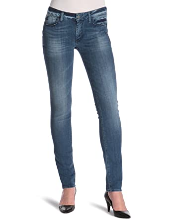 Femme Temps Cerises Slim F Jeans D9hie2 Jea Basic Bleu 316 Le Des strdhQ