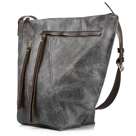 dfd0a54ad3367 Borse donna borse grandi Borse a secchiello borsa tracolla borse a tracolla  secchio borsa borsa crossbody