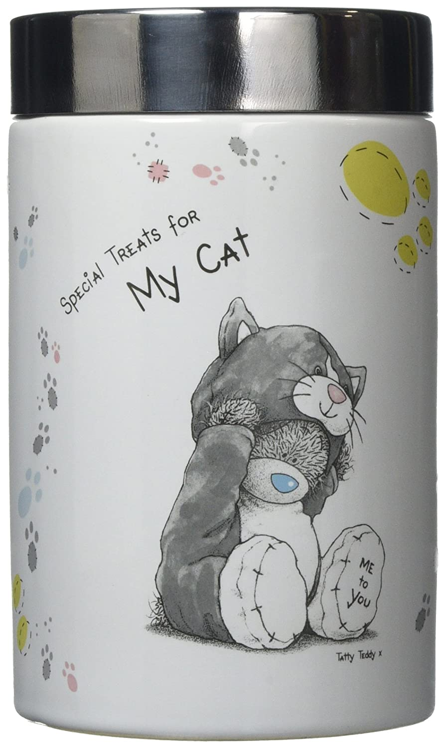 Me to You Cat Food Storage Container Pet Brands 5060005