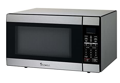 Amazon.com: Magic Chef mcd1811st 1,8 cubic-feet 1100-watt ...