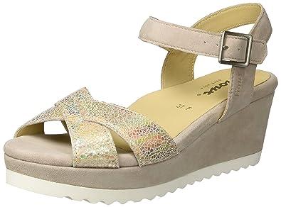 Womens Fonja Platform Sandals, Black Sioux