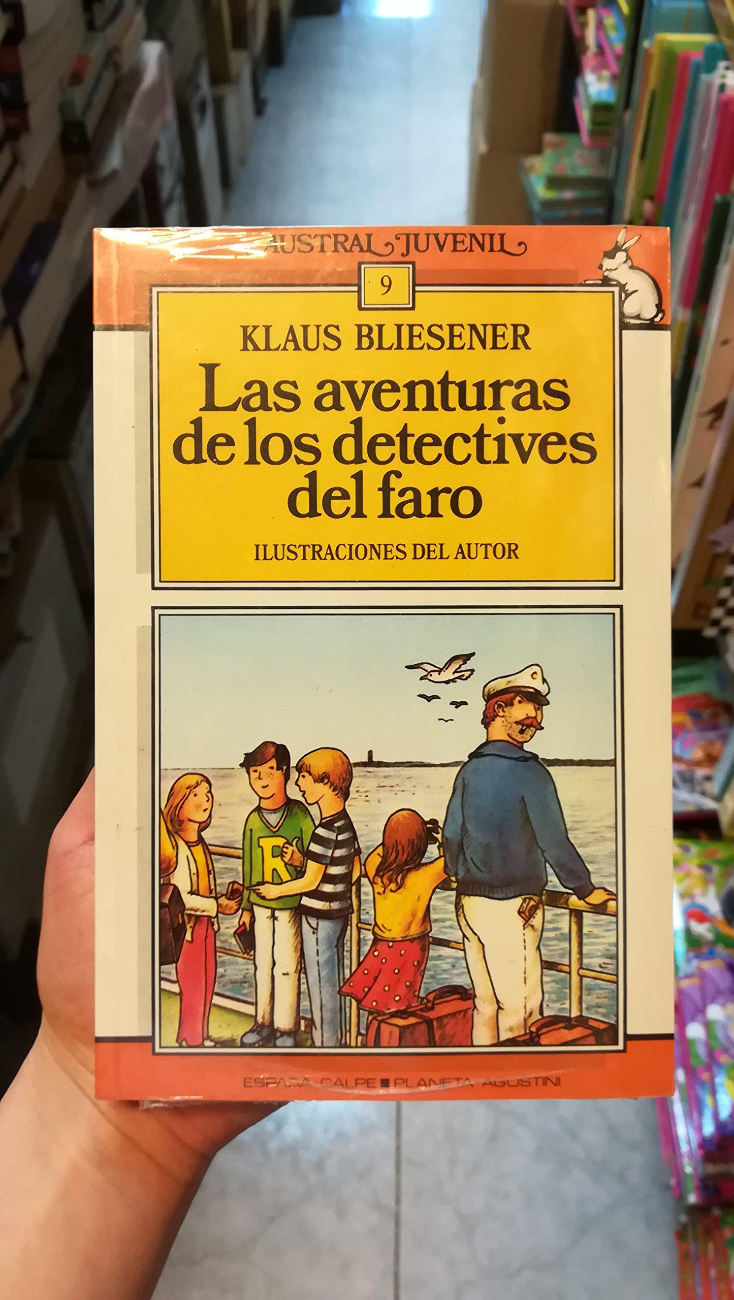 Las Aventuras de los Detectives Del Faro: Klaus Bliesener ...