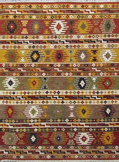 Indian Selections Lined-Gray Tab Top Sheer Sari Curtain Drape Panel – 60W x 120L – Pair