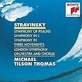 Symphony of Psalms / Symphony in C
