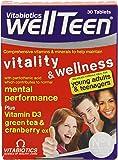 Vitabiotics Wellteen Original - 30 Tablets