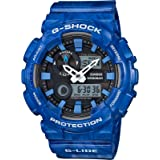 Casio G-Shock NEW! GAX-100MA-2A G-Lide Blue Watch