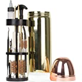 Wild Shot 50pc Deluxe Gun Cleaning Kit in Bullet-Shaped Case