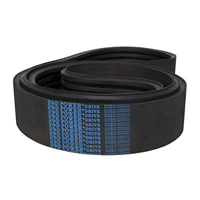 D&D PowerDrive 4C225 Banded V Belt: Industrial & Scientific