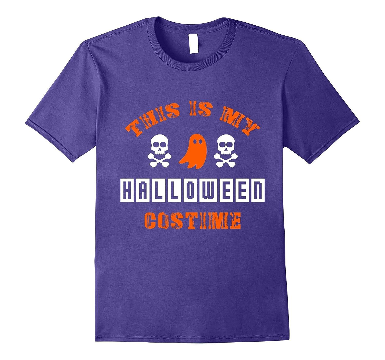 This Is My Halloween Costime OFFICIAL T-Shirt Kids Men Women-FL