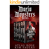 Mafia Monsters Boxset: Books 1-6 Dark Paranormal Romance