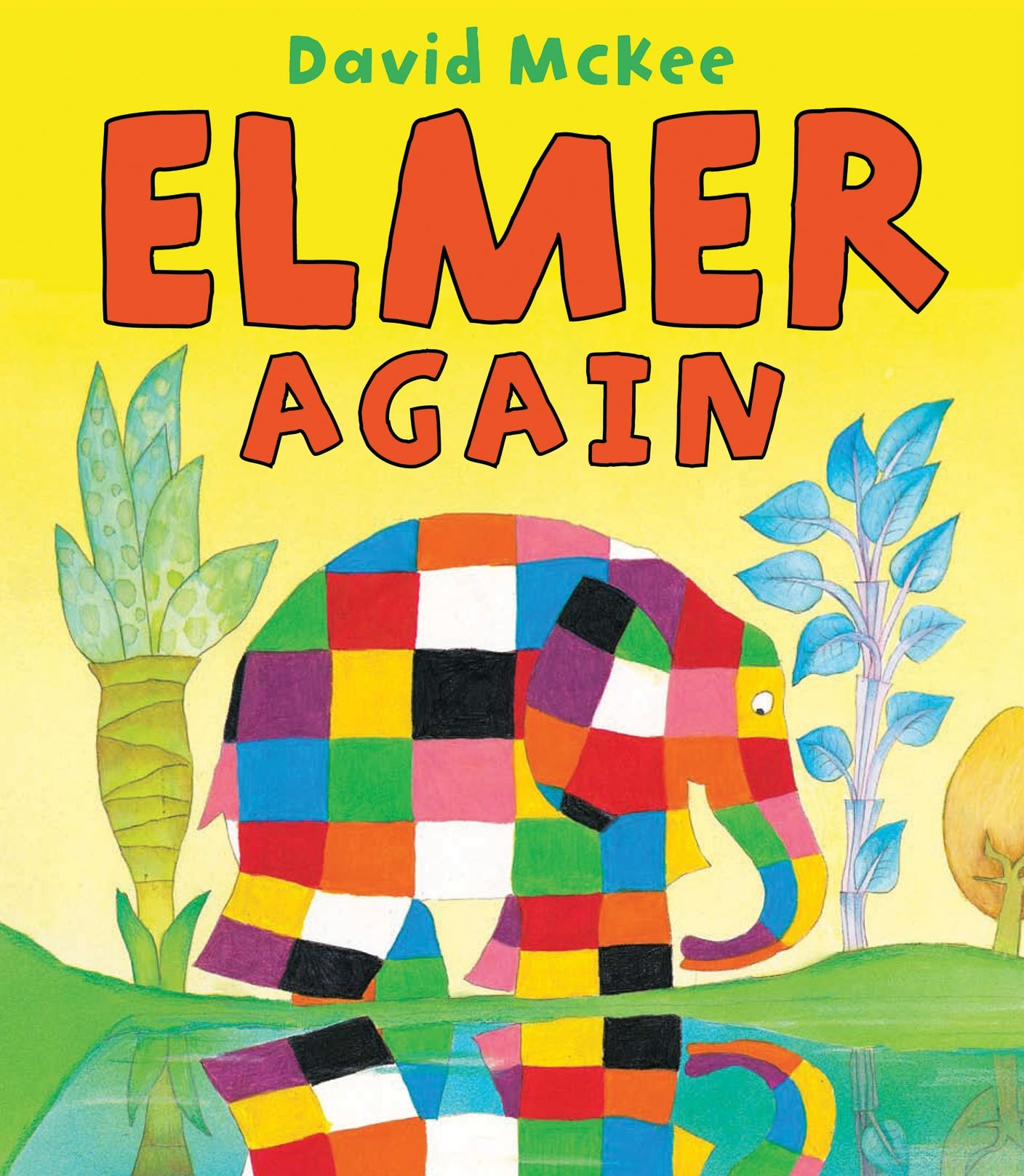Read Online Elmer Again pdf