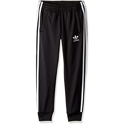 adidas Originals Big Boys' Kids Superstar Track Pants
