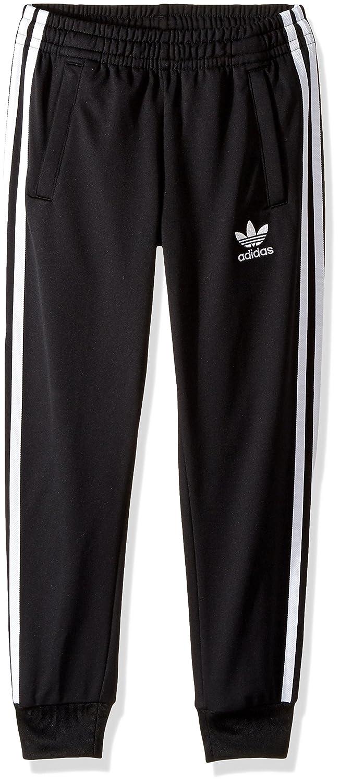 adidas Originals boys Big Boys Kids Superstar Track Pants BR9176