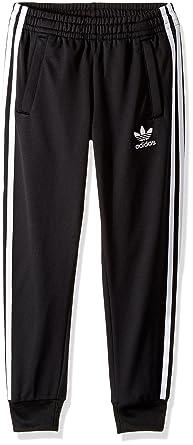 : adidas originali dei grandi figli superstar pantaloni della tuta