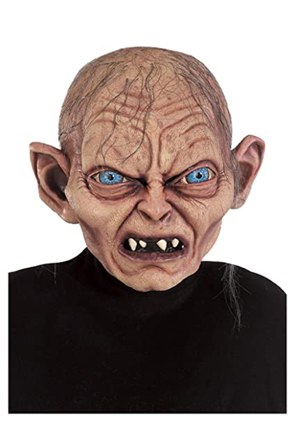 gollum smeagol lord rings mask halloween mask by halloween fx