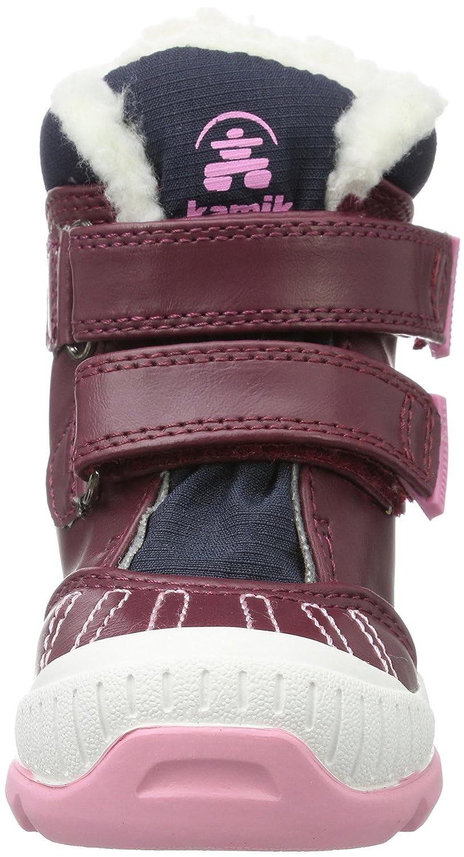 Kamik Parker, Botas de Nieve para Niñas: Amazon.es: Zapatos y complementos
