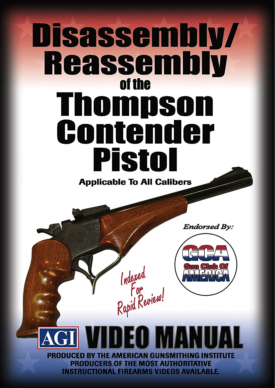 Thompson Center Contender Disassembly Schematics Reassembly Of The Pistol Movies 1063x1500