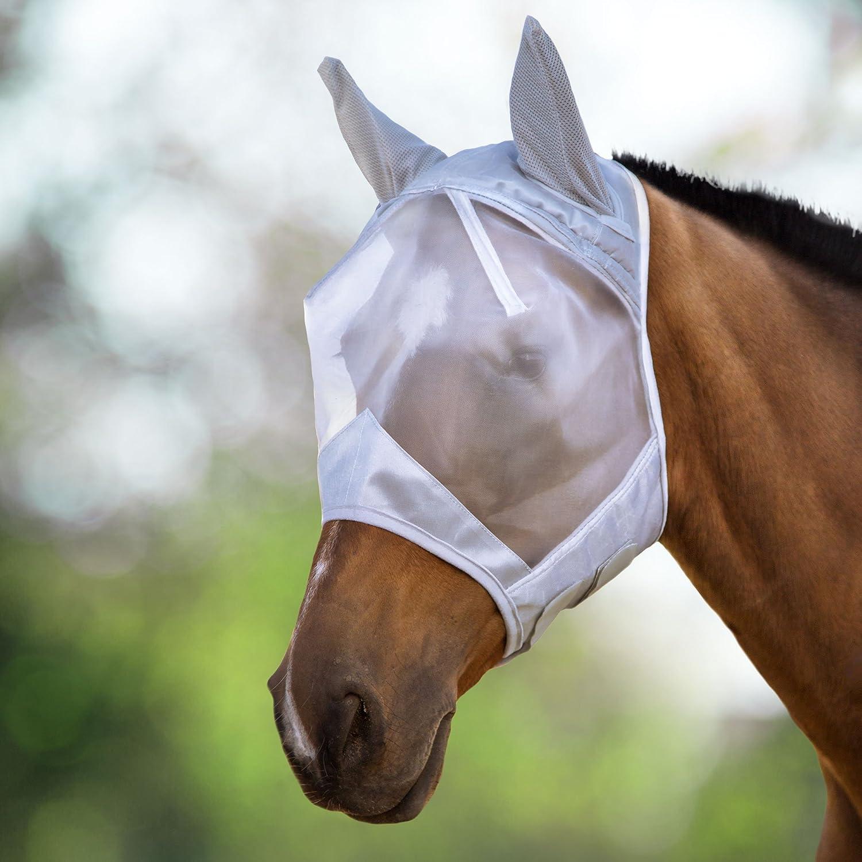 Harrison Howard CareMaster Pro Luminous Fly Mask Half Face