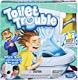 Kids Toy Toilet Trouble Game Washroom Tricky Toys Funny Game Parents-kids Friends Play Together for Fun as a Gift
