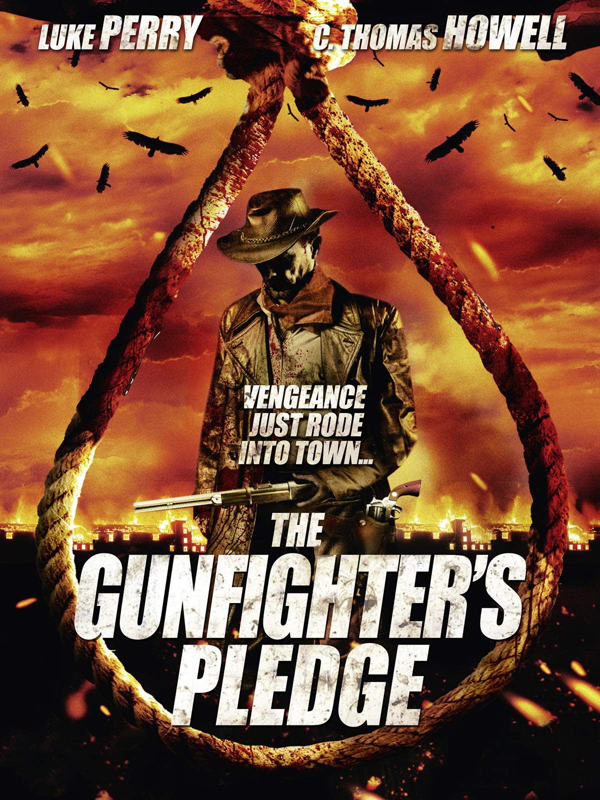 The Gunfighter's Pledge