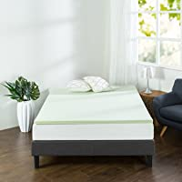 Zinus Green Tea Memory Foam Mattress Topper