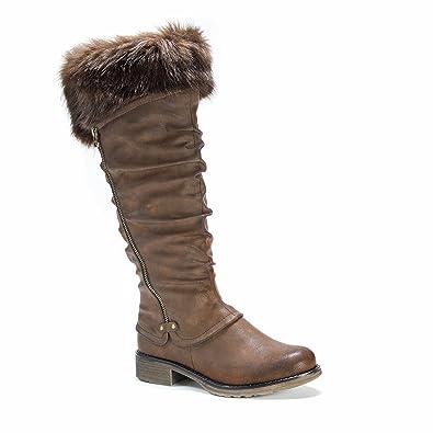 Buy MUK LUKS Women's Bianca Winter Boot