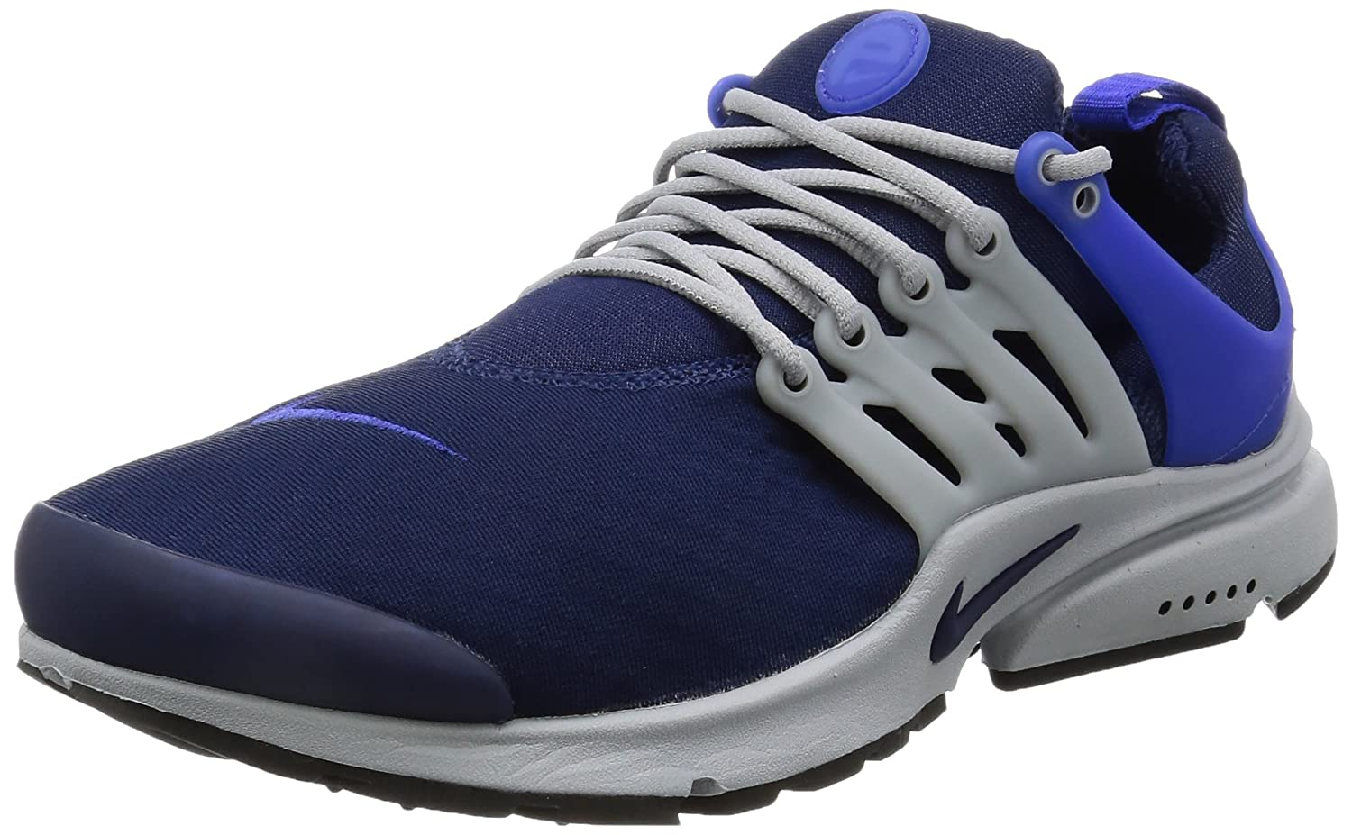 NIKE Men's Air Presto Essential B06WVS12NY 13 D(M) US|Binary Blue/Binary Blue