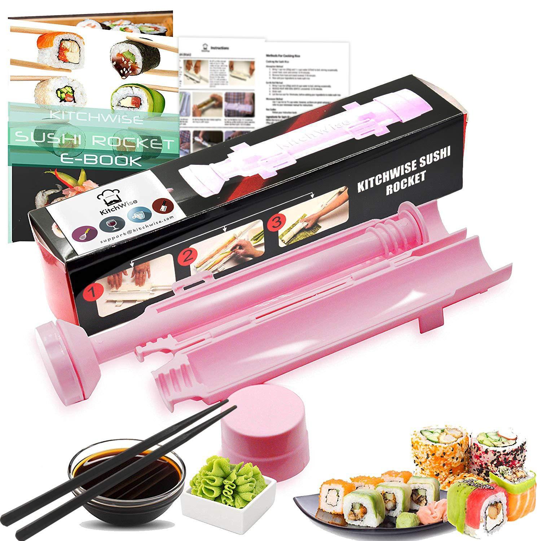 Sushi Making Kit, Sushi Bazooka Kitchwise