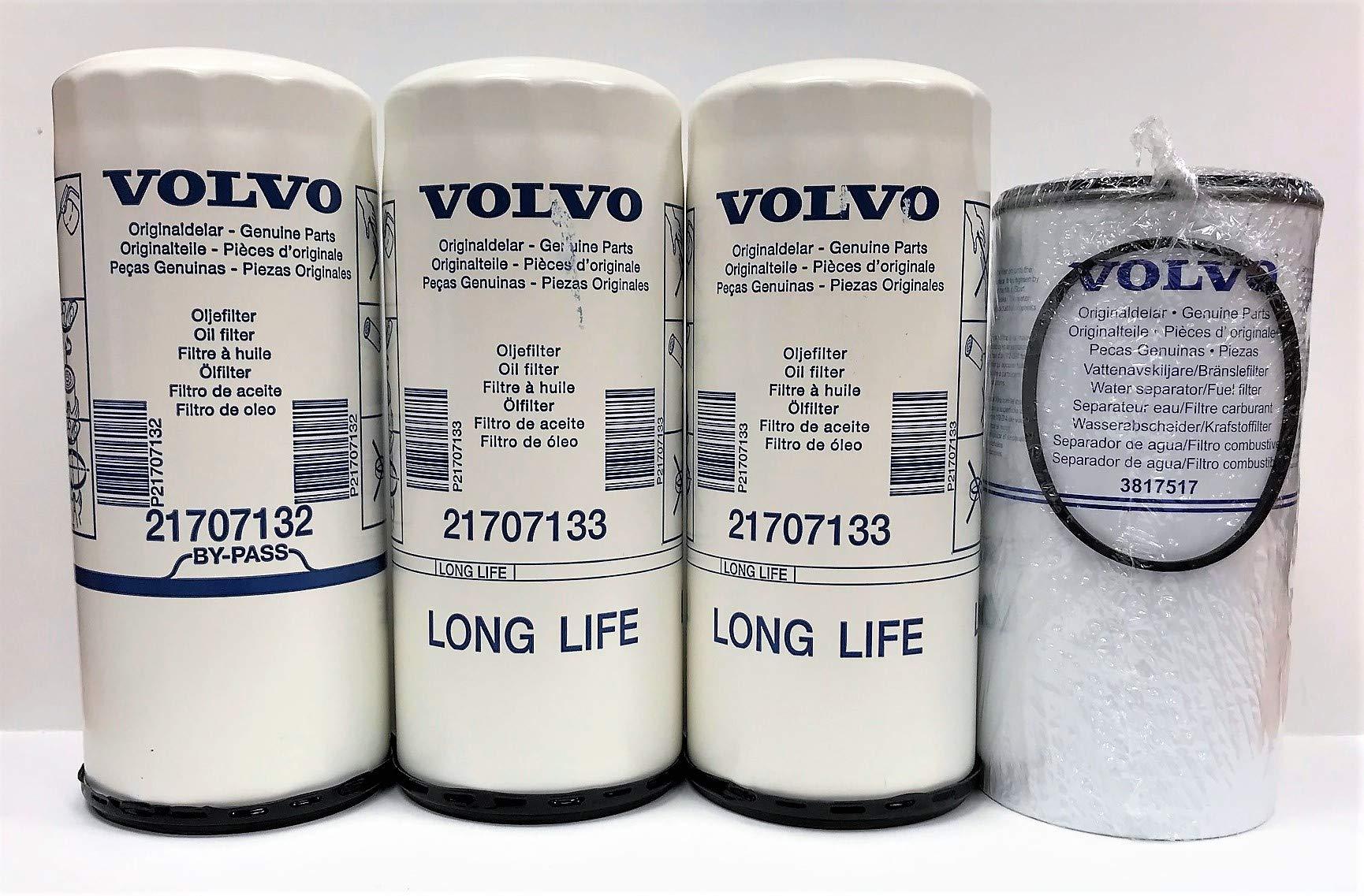 Volvo Filter Service KIT (2)-21707133/21707132 / 3817517