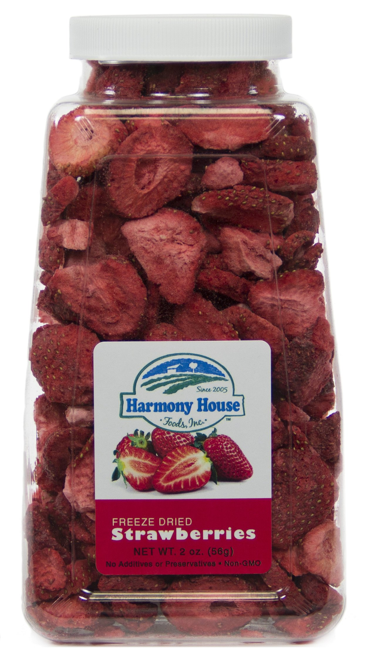 Dried Strawberries Whole Foods