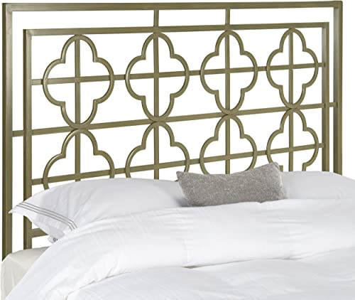 Safavieh Home Collection Lucina French Silver Headboard