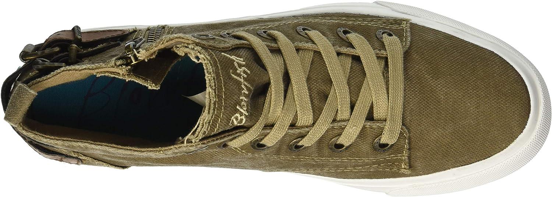 Blowfish Malibu Womens Moxie Sneaker