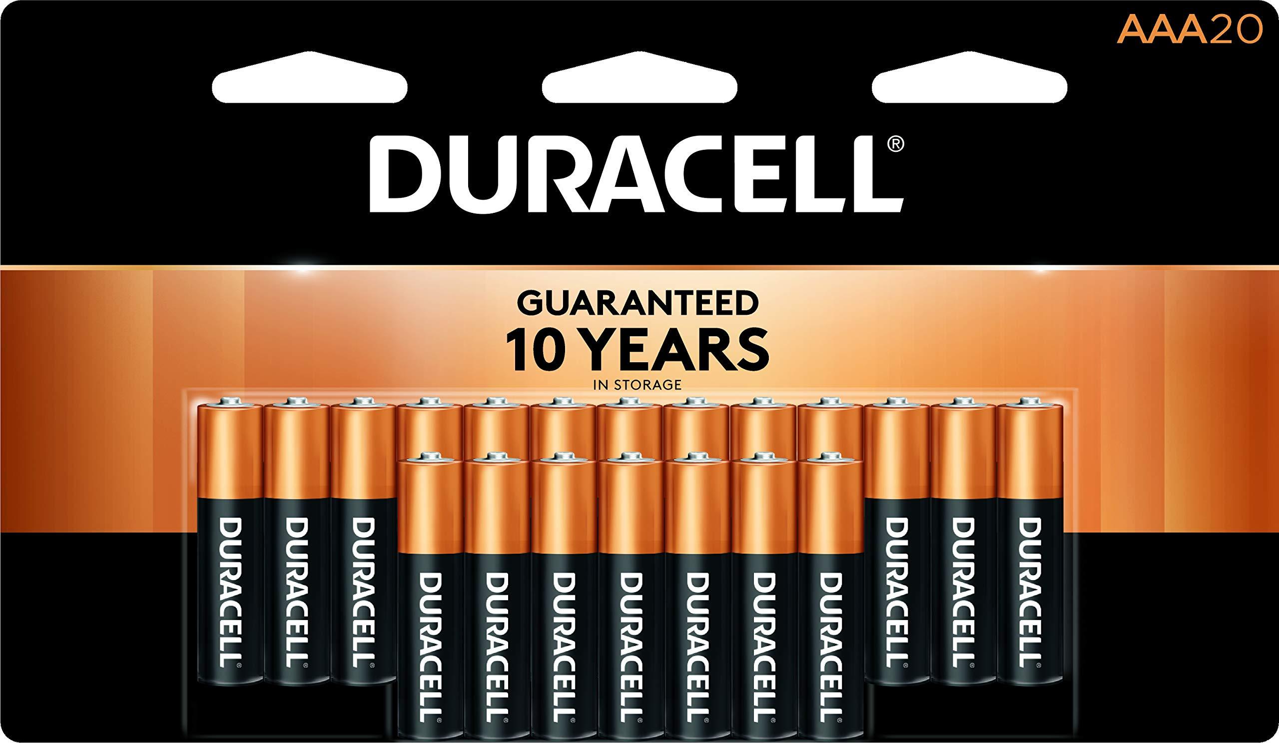 Galleon - Duracell - CopperTop AAA Alkaline Batteries